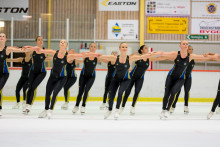 Internationell tävling i synkroniserad konståkning – Göteborg i helgen
