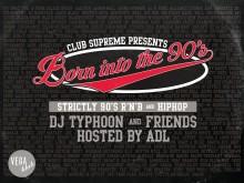 Born into the 90's – En kærlighedserklæring til 90'er R&B og hiphop