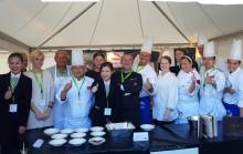 Många tummar upp för Creative City Östersund på Bergen Matfestival