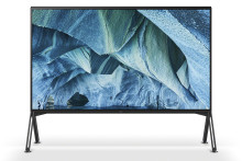 Sony espande la Serie MASTER con l'introduzione di nuovi televisori LED Full-Array 8K HDR di grandissime dimensioni e OLED 4K HDR