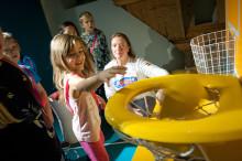 Pressinbjudan: roliga elevaktiviteter på Tekniska kvarnen när Europa minskar avfallet