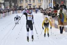 Britta Johansson Norgren won Tjejvasan 2019