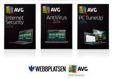 AVG Antivirus Sverige sänker priset på AVG