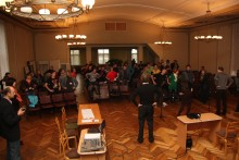 Lesjöfors inspiratör på lettiska innovationsdagar