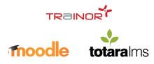 www.trainor.no med LTI støtte