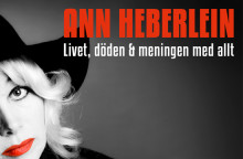 Ann Heberlein på Sverigeturné