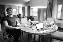 Att resa-podden på Sheraton Stockholm Hotel