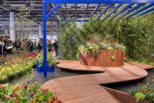 Jurygruppernas vinnare har korats i årets idéträdgård och årets balkong
