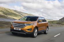 Ford udvider muligheder for firehjulstræk med ny stor SUV og ny rå pickup