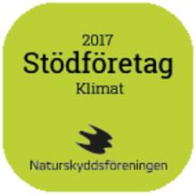 Klätterservice stödjer Naturskyddsföreningen
