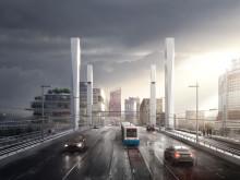 Göteborg först med att stadsplanera för självkörande fordon