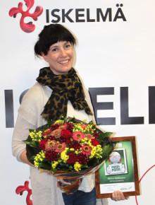 Eteran Ilmianna paras pomo -kilpailussa palkittiin erinomainen esimies
