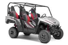 新開発エンジン搭載でオフロード走破性と快適性を両立させたROVレクリエーショナルモデル 「Wolverine X4」を北米市場などで発売
