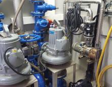 Smartere pumpestasjoner med hardføre sensorer