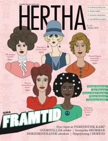 Nytt nummer av världens äldsta feministiska tidskrift!