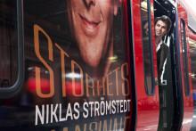 "Niklas Strömstedt tar sitt ""Storhetsvansinne"" till MTR Express"