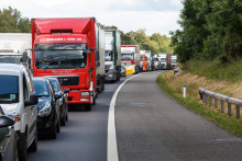 Drivers told to expect jams as schools break up for summer