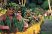 Hetast på Tahiti - Heiva