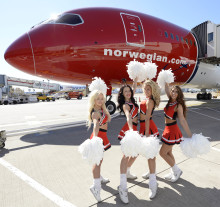 Norwegian's latest low-cost route to Boston is ready for Easter take off