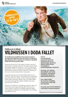 Säljblad Vildhussen