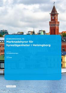 Rapport: Scenarioanalys - marknadshyror för hyreslägenheter i Helsingborg