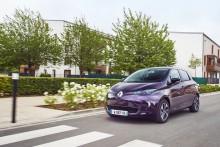 Samarbete mellan Renault och Paris Stad för eldriven mobilitet