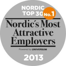 Siemens – en av Sveriges och världens mest attraktiva arbetsgivare