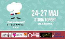 International Street Market - åter till Nyköping!
