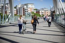 Nya hyresrätter och förskola i Frösunda