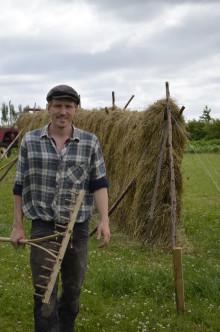 """""""Hundra procent bonde"""" föreläser på Nordiska Trädgårdar"""