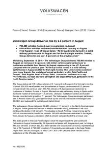 VW Group, jan-aug (eng)