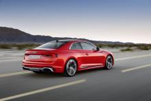 Ny Audi RS 5 Coupé