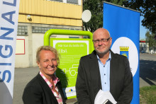 Nu kan du ladda elbilen gratis i Solna