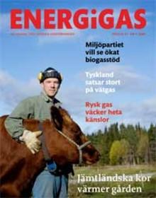 Nytt nummer av Energigas!