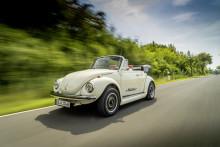 """Volkswagen e-Beetle – nu kan ikoniska """"Folkabubblan"""" konverteras till eldrift"""