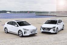 Så säker man kan bli: Hyundai IONIQ belönas med 5 stjärnor i Euro NCAP