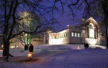 Kulturparken Småland i  Växjö  nominerad till Årets Museum