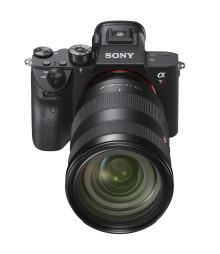 α7R III: nowy pełnoklatkowy aparat Sony z wymiennymi obiektywami łączący wysoką rozdzielczość z dużą szybkością działania