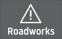 M1 overnight roadworks  12th & 13th  February