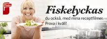 Fiskelyckas med Findus och Tina Nordström