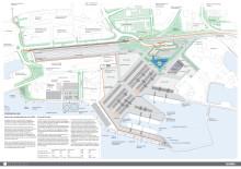 Västhamnens utbyggnad, tävlingsbidrag Ramböll och Liljewalls