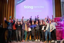 Investerartätt på Sting Demo Day när 18 bolag finalpitchade