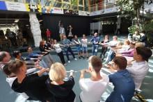 Mentor International ja TUI Care Foundation aloittavat kansainvälisen yhteistyön yli 800 opiskelijan työllisyyden parantamiseksi Jordaniassa, Saksassa ja Ruotsissa