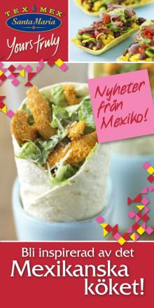 Receptfolder - Santa Maria Tex Mex