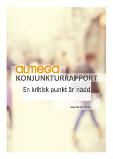 Almegas konjunkturrapport, november 2017