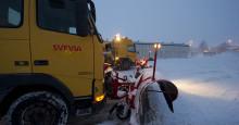 Svevia entreprenör för vägarna i Västerås