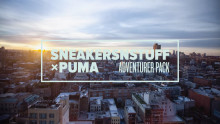 Sneakersnstuff and PUMA travels to New York together