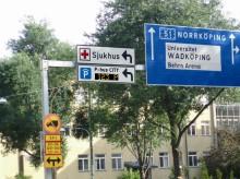 Infracontrol förbättrar miljö och framkomlighet i Örebro