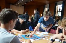 Verdensmål i spil på Københavns Mediegymnasiet