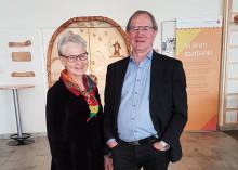 Sparbanken Nords Litteraturstipendium 2019 går till Ravda Lágádus/Ravda förlag